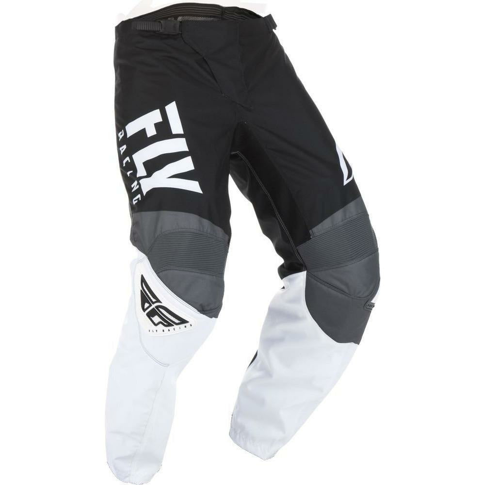 Fly Racing F-16 Pant Pants & Bibs Fly Racing Black/White 18