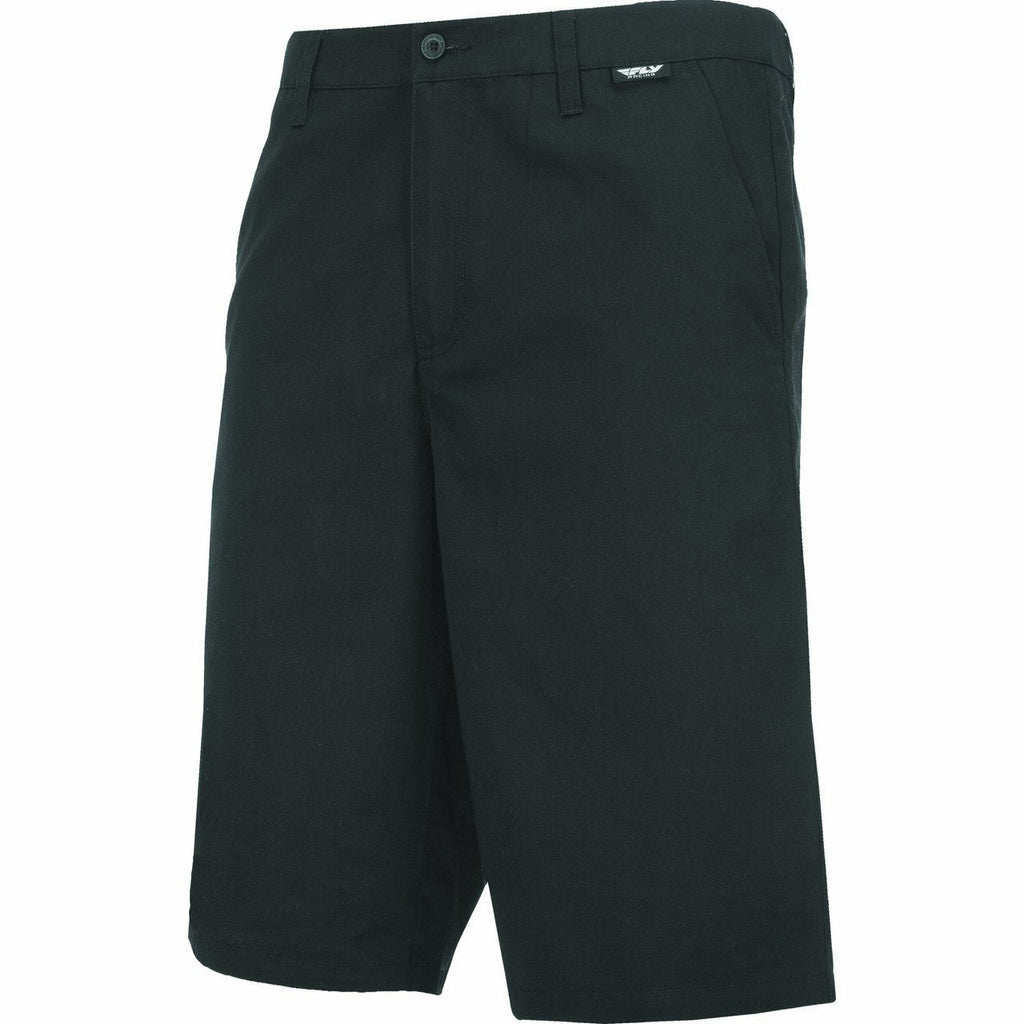 Fly Racing Stock Shorts Fly Racing Off-Road Black 30