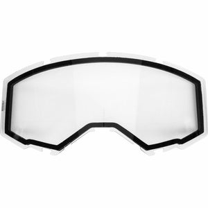 Fly Racing 2019 Zone/Focus Snow Goggle Replacement Non-Vented Lens Accessories Fly Racing CLEAR