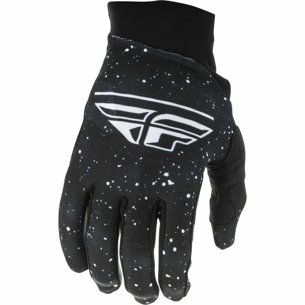 Fly Racing Women's Pro Lite Gloves Fly Racing Off-Road Black/White 5