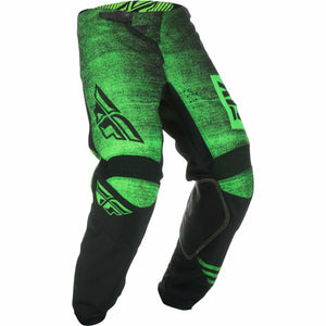 Fly Racing Kinetic Noiz Pants Pants & Bibs Fly Racing NEON GREEN/BLACK 40