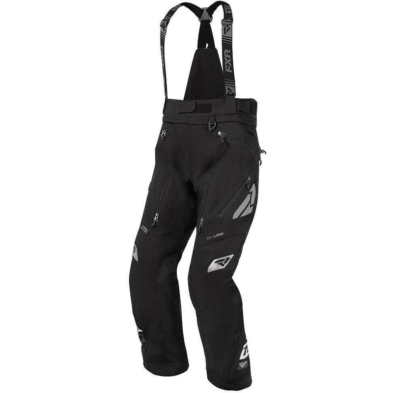 FXR Renegade X Men's Pant 2020 Pants & Bibs FXR 2020 Black XS