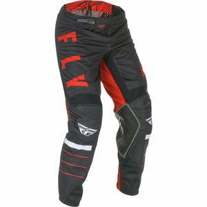 Fly Racing Kinetic Mesh Pants Fly Racing Off-Road Red/Black 40