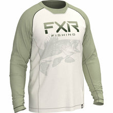 FXR M Big Treble UPF Longsleeve Casual FXR Khaki/Wally S