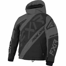 FXR CX Child's Jacket 21 FXR 2021 Black Ops 2