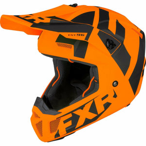 FXR Clutch CX Helmet 21 FXR 2021 Orange XS
