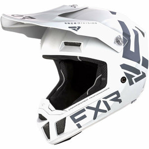 FXR Clutch CX Helmet 21 FXR 2021 White XS