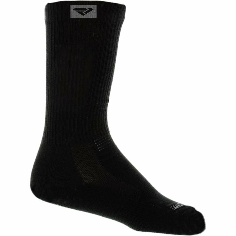 FXR Clutch Performance Crew Socks (1 pack) 21 FXR 2021 Black OS