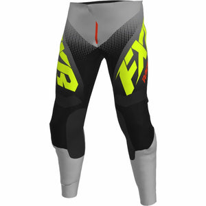 FXR Clutch MX Pant Pants & Bibs FXR Black/Grey Fade/Hi Vis/Red 28