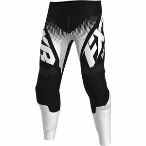 FXR Clutch MX Pant Pants & Bibs FXR Black/White 28