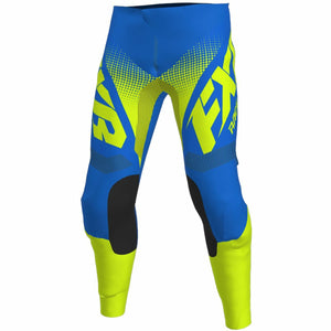 FXR Clutch MX Pant Pants & Bibs FXR Blue/Hi Vis 28