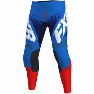 FXR Clutch MX Pant Pants & Bibs FXR Blue/Navy/Red 28