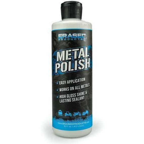Erased Metal Polish Cleaning Products Erased