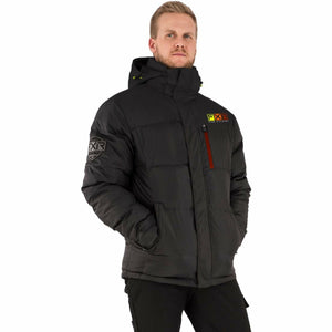 FXR Elevation Men's Synthetic Down Jacket 21 FXR 2021 Black/Inferno S