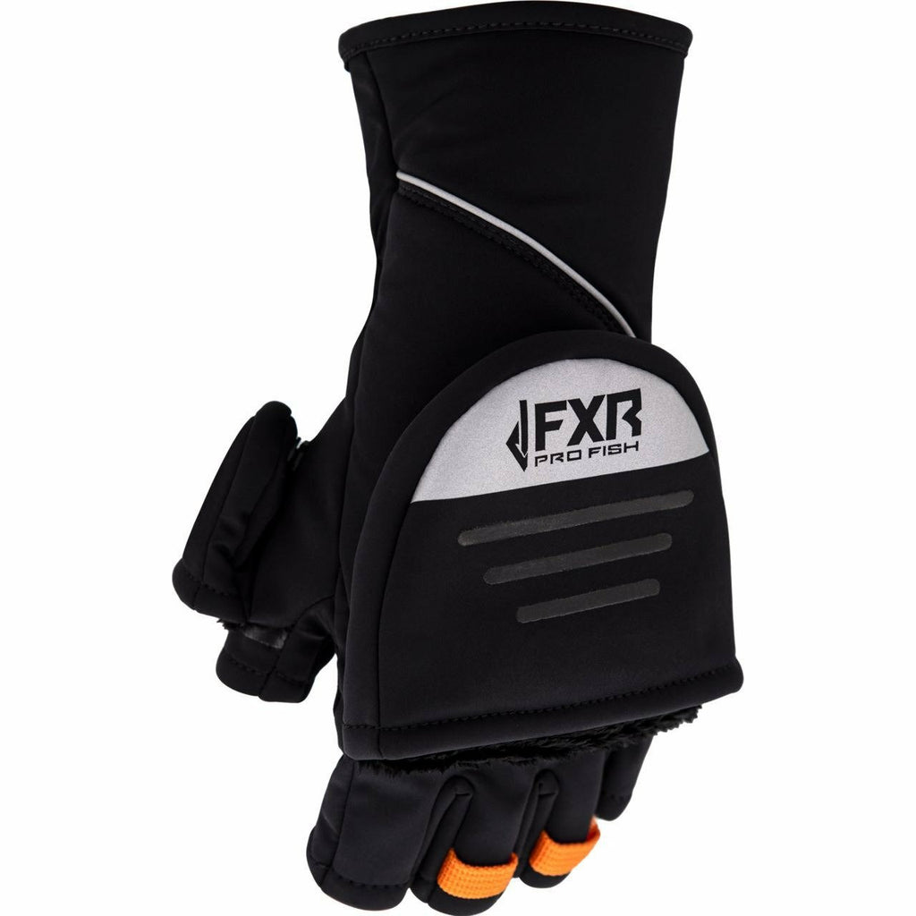 FXR Excursion Pro Fish Men's Mitt 21 Gloves FXR Black S