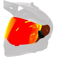509 Heated Dual Shield 2.0 for Delta R3 Helmets 2019 Accessories 509 Fire Mirror/Rose Tint
