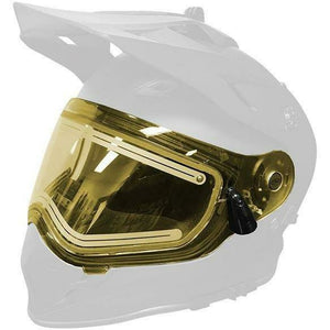 509 Heated Dual Shield 2.0 for Delta R3 Helmets 2019 Accessories 509 Yellow Tint