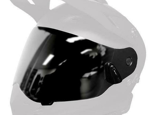 509 Heated Dual Shield 2.0 for Delta R3 Helmets 2019 - Chrome Mirror/Yellow Tint