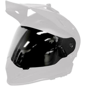509 Heated Dual Shield 2.0 for Delta R3 Helmets 2019 Accessories 509 Chrome Mirror/Yellow Tint