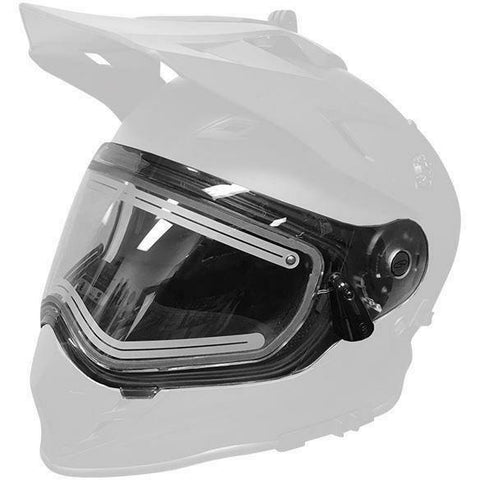509 Heated Dual Shield 2.0 for Delta R3 Helmets 2019 - Clear