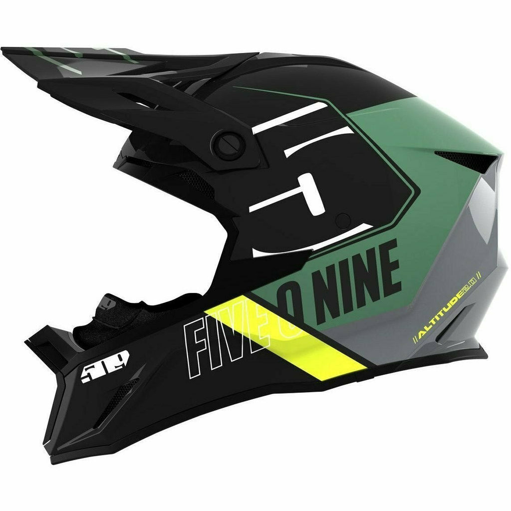 501 Altitude 2.0 Helmet 21 509 2021 Fresh Greens XS