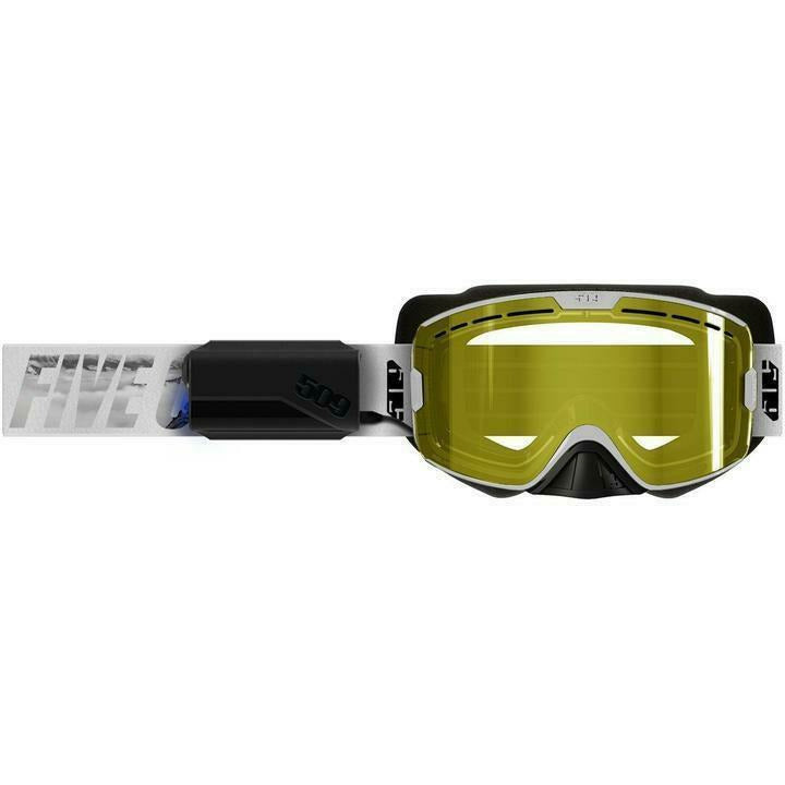 509 Kingpin XL Ignite Goggle 21 Goggles 509 Whiteout 21