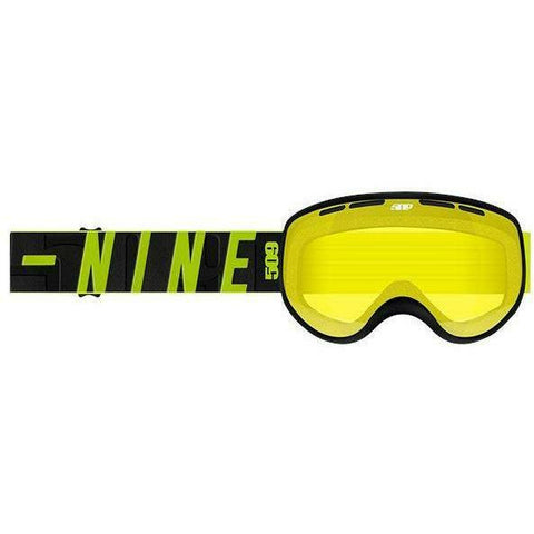 509 Ripper Youth Snow Goggle 2019 Goggles 509 Hi-Vis Black