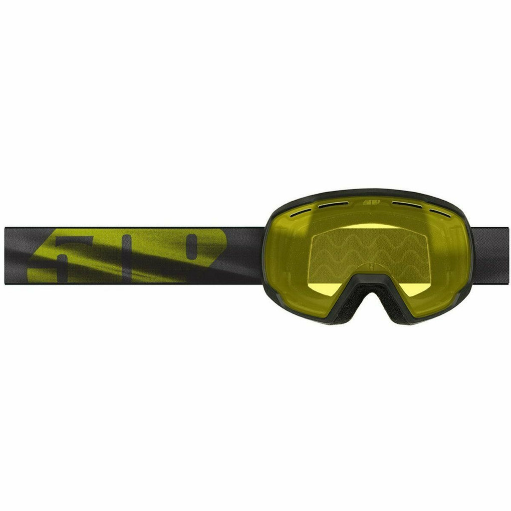 501 Ripper 2.0 Youth Goggle 21 509 2021 Neon Black