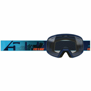 501 Ripper 2.0 Youth Goggle 21 509 2021 Cyan Navy