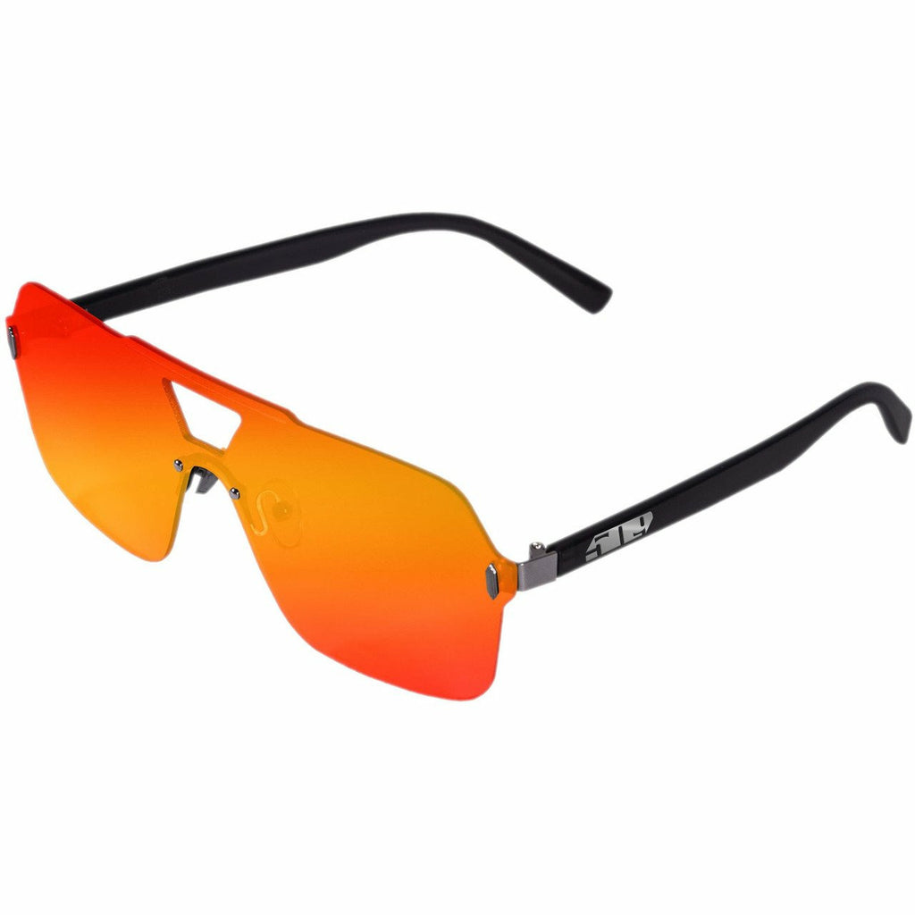 509 Horizon Sunglasses Sunglasses 509 BLACK WITH FIRE MIRROR