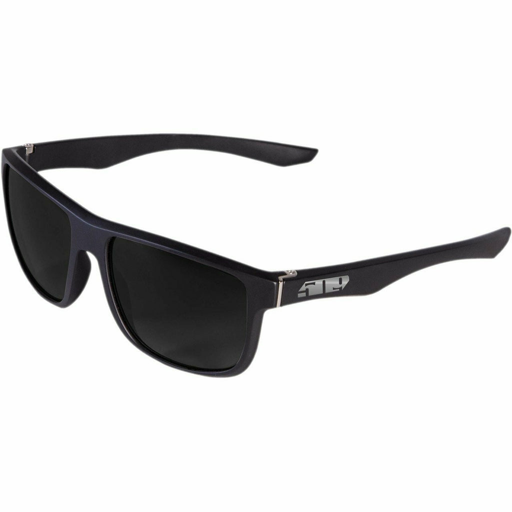 509 Riverside Sunglasses Sunglasses 509 MATTE BLACK WITH SMOKE