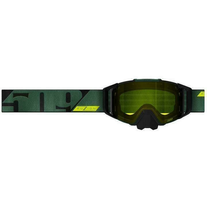 509 Sinister X6 Fuzion Goggle 21 Goggles 509 Dark Ink/Orange 21