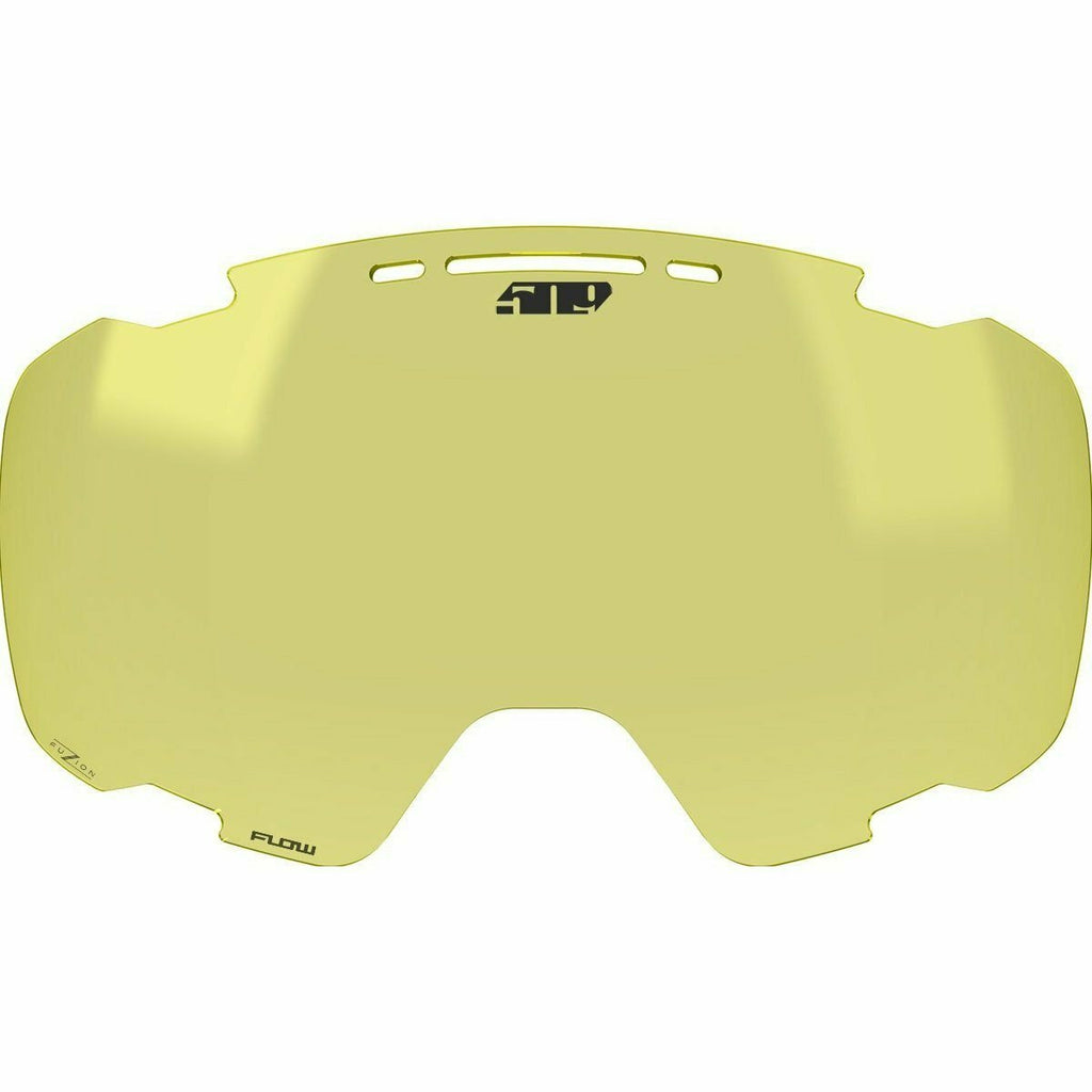 501 Aviator 2.0 Fuzion Flow Lens 21 509 2021 Yellow Tint ONE SIZE FITS ALL