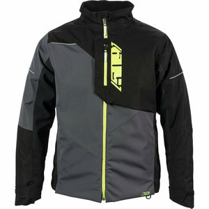 501 Range Insulated Jacket 21 509 2021 Hi-Vis XS