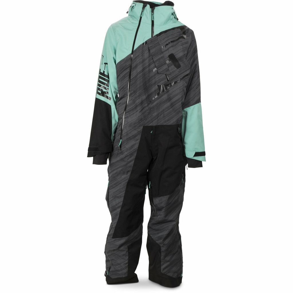 509 Allied Insulated Mono Suit Monosuit 509 Teal 2X