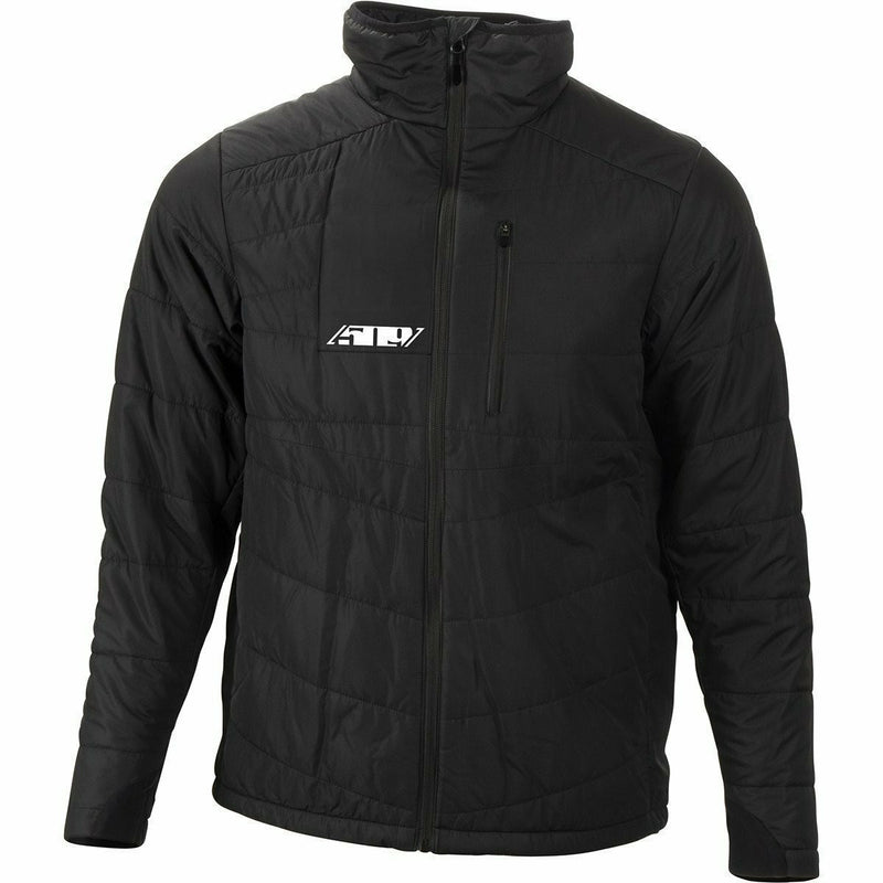 501 Syn Loft Ignite Heated Jacket 21 509 2021 Black SM