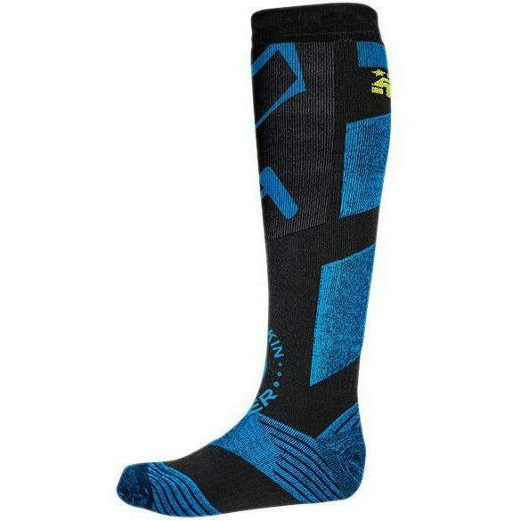 509 Stoke Sock 2019 Footwear 509 Hi-Vis Blue Small/Medium