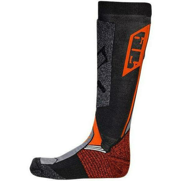 509 Tactical Sock 2019 Footwear 509 Orange Small/Medium