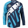 501 R-Series Windproof Jersey 21 509 2021 Cyan Navy SM