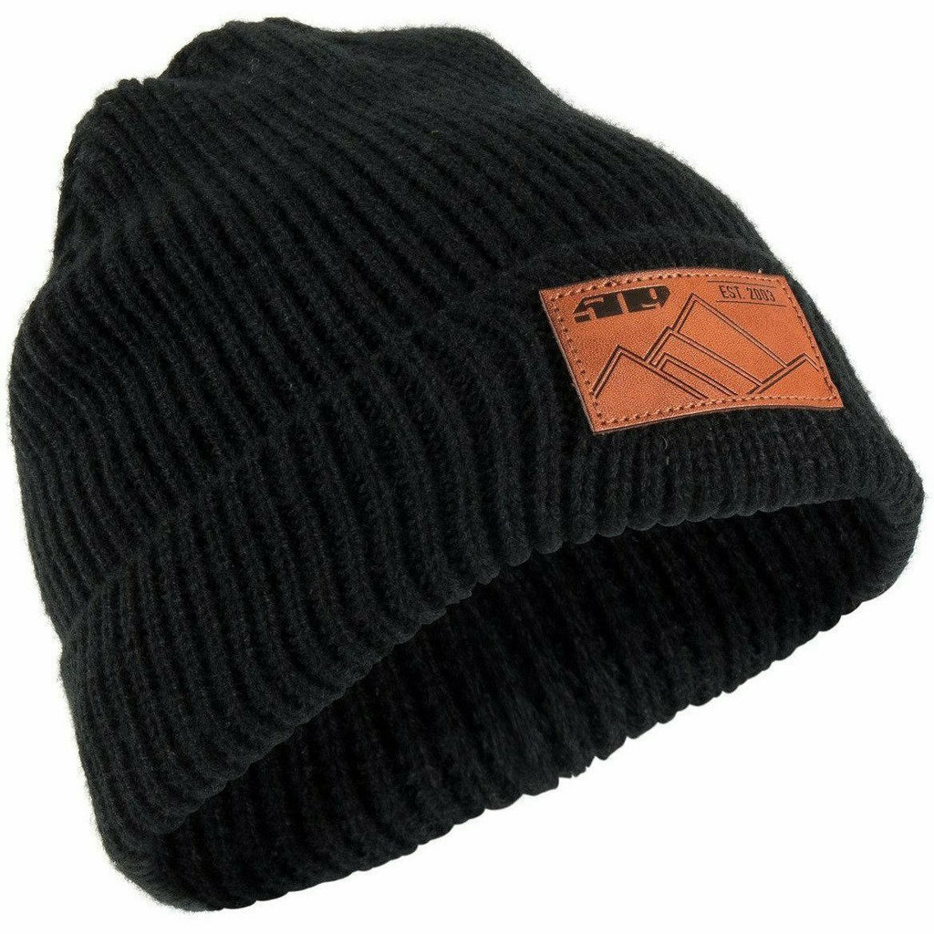 501 Cuff Patch Beanie 21 509 2021 Black Fire ONE SIZE FITS ALL