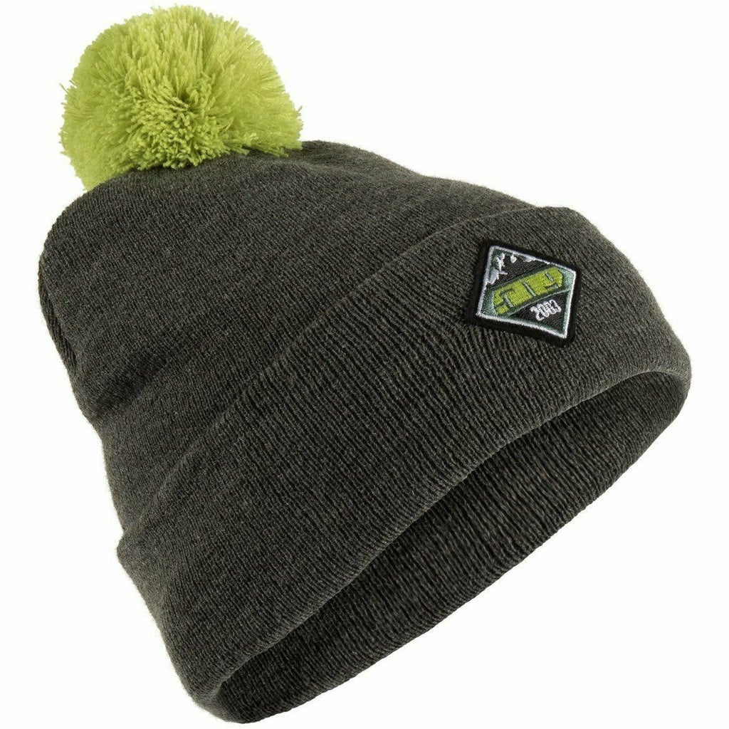 501 Cuffed Pom Beanie 21 509 2021 Fresh Greens ONE SIZE FITS ALL