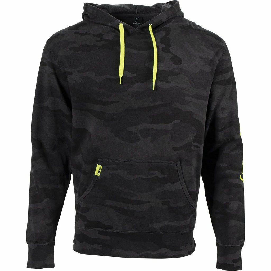 509 Night Ops Hoodie 21 Black Friday Casual 509 2021 Black Camo LG