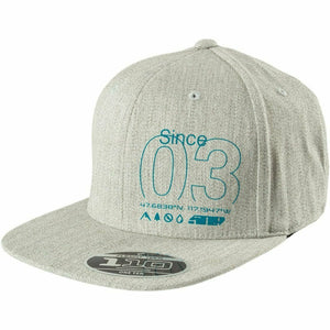509 Coordinates Flex Snapback Hat Hat 509 MX 2021 Sharkskin ONE SIZE FITS ALL