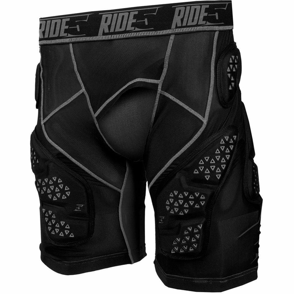 501 R-Mor Protection Riding Short 21 509 2021 Black SM