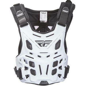 Fly Racing CE Revel Race Roost Guard Body Armor Fly Racing White
