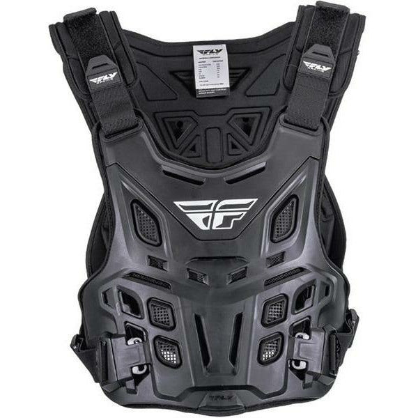 Fly Racing CE Revel Race Roost Guard Body Armor Fly Racing Black