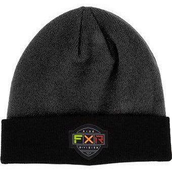 FXR Ride Beanie 21 Beanie FXR Char Heather/Inferno OS