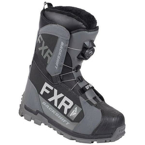 FXR Backshift BOA Boot Footwear FXR Black/Char 5\7