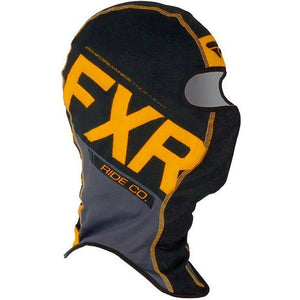 FXR Boost Balaclava 2020 Balaclava FXR Black/Orange/Char OS