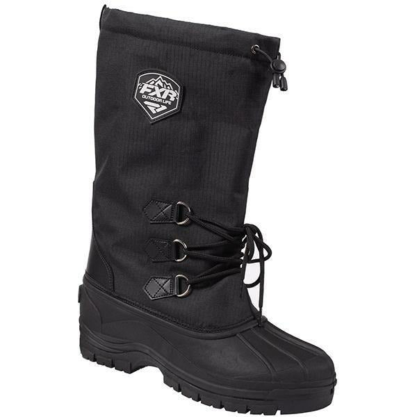 FXR Clutch Boot 2020 Footwear FXR Black 5/7/37